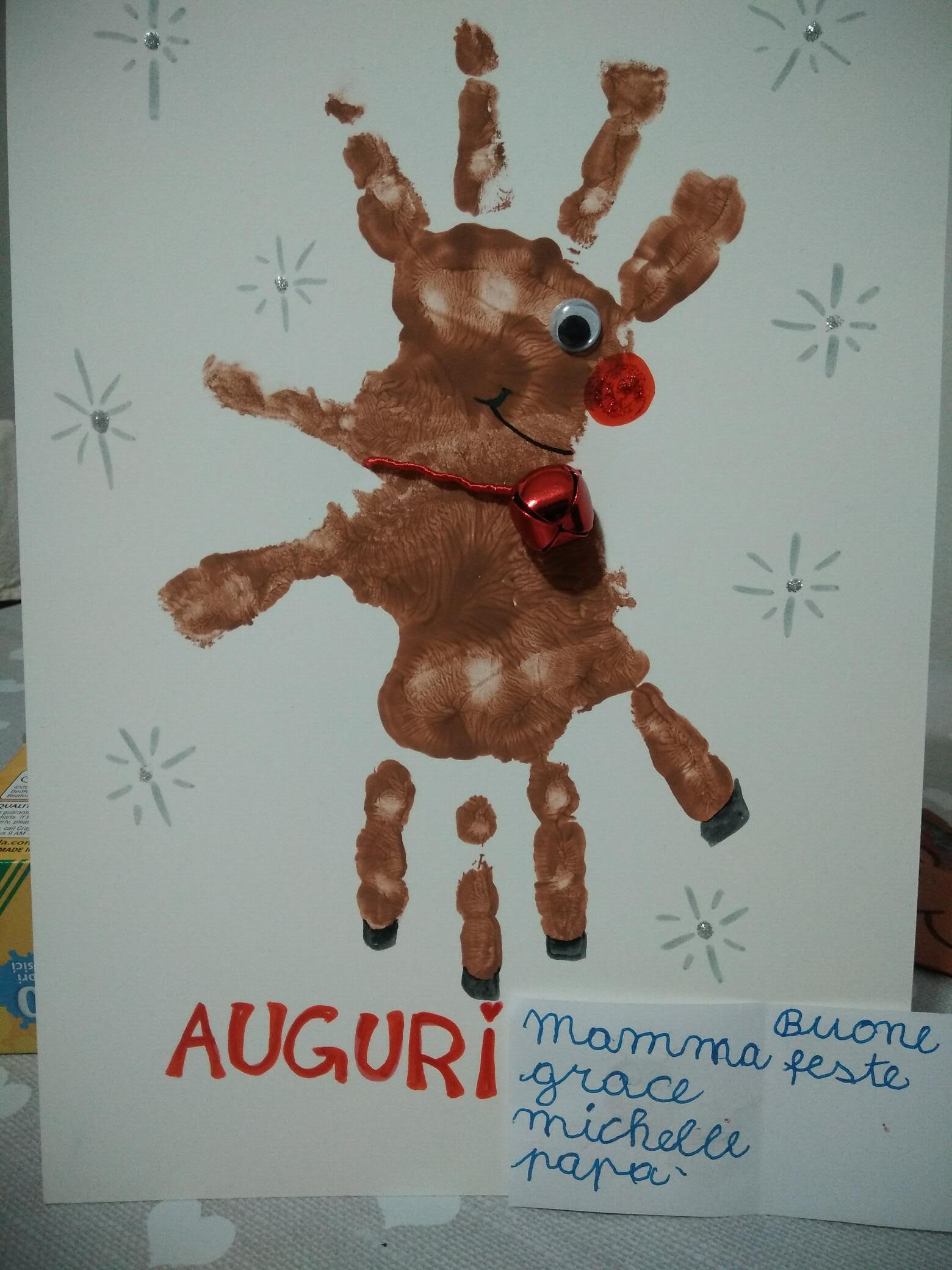 Buon Natale Que Significa.Caricaidee Buon Natale